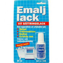 Emaljlack flaska 20ml