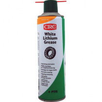 CRC White Lithium Grease 500ML