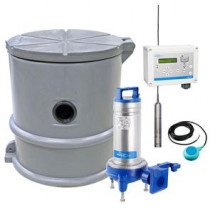 Flygt Compit 3F pumpstation mini baspaket