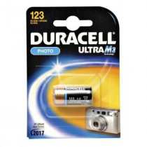 Duracell Ultra Litium 123 3V Batteri 1-Pack