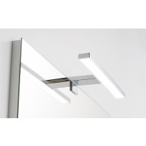 IDO Gloss lampa 100x110x50 mm  (krom)