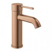 Grohe Essence New S-Size Tvättställsblandare (Brushed Warm Sunset)