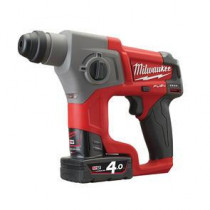 Milwaukee SDS FUEL Borrhammare M12